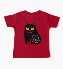 Cute Halloween Vampire Cat for Babies and Kids! Kids Clothes