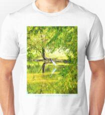 White Egret T-Shirt
