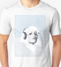 Headphone Girl v2 T-Shirt