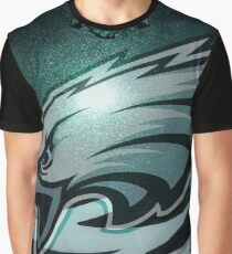 Philadelphia Eagles CUSTOM Print Graphic T-Shirt