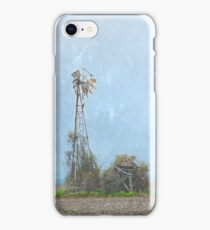 Windmill Dreams iPhone Case/Skin
