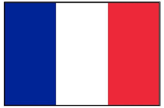 Pósters «Francia, Francés, Bandera Francesa, Bandera De