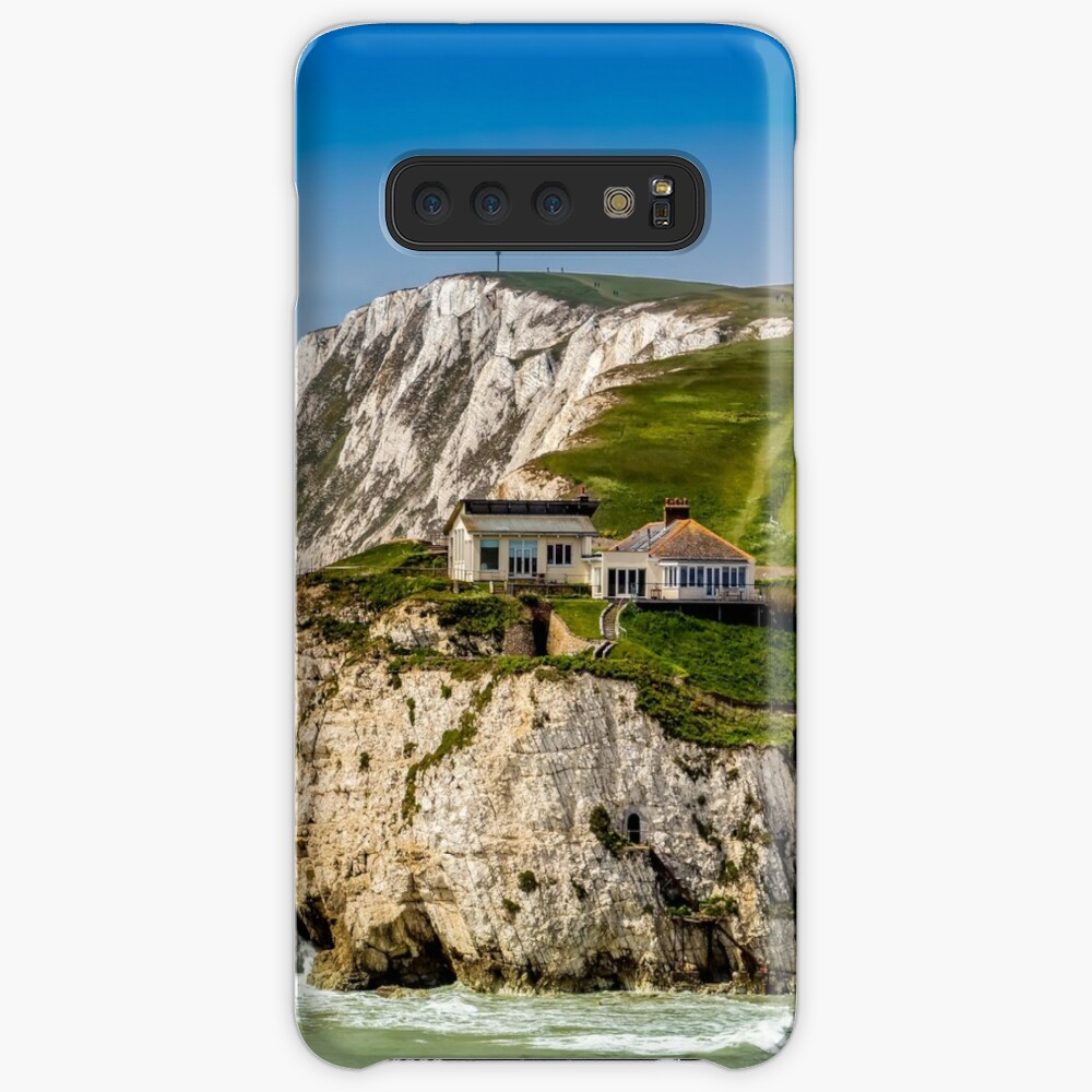 Fort Redoubt Freshwater Bay Isle Of Wight Case & Skin for Samsung Galaxy