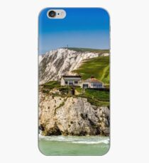 Fort Redoubt Freshwater Bay Isle Of Wight iPhone Case