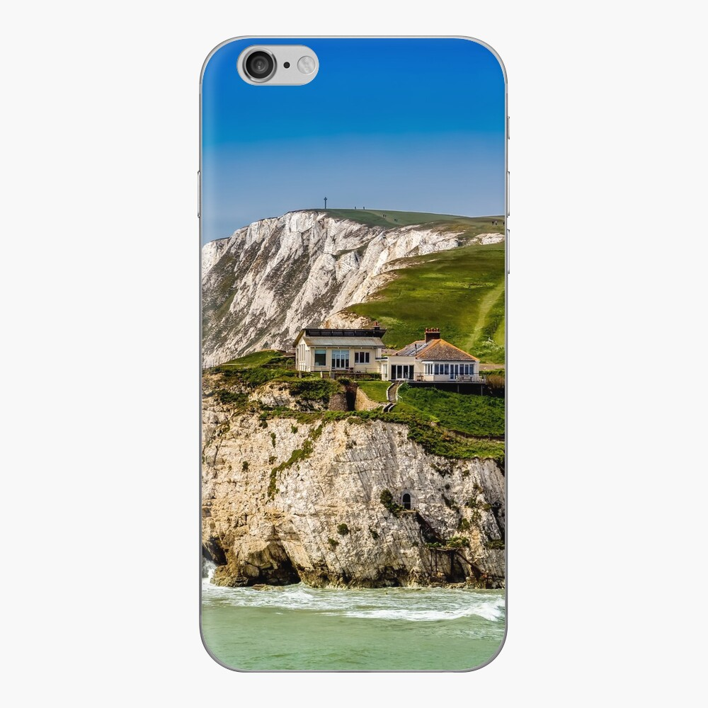Fort Redoubt Freshwater Bay Isle Of Wight iPhone Skin