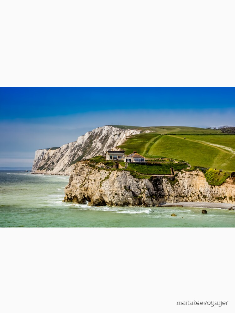 Fort Redoubt Freshwater Bay Isle Of Wight by manateevoyager