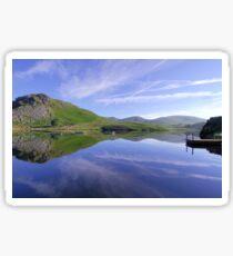 Lake placid Sticker