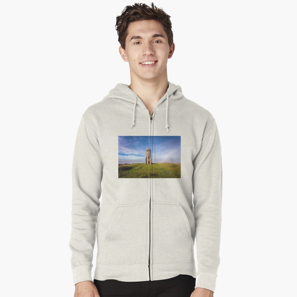 St Catherines Oratory The Pepperpot Zipped Hoodie