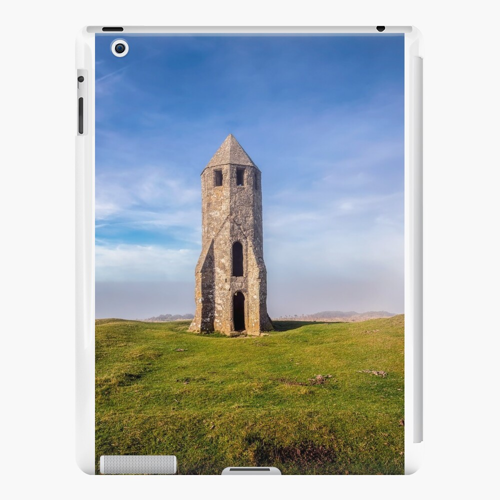 St Catherines Oratory The Pepperpot iPad Cases & Skins