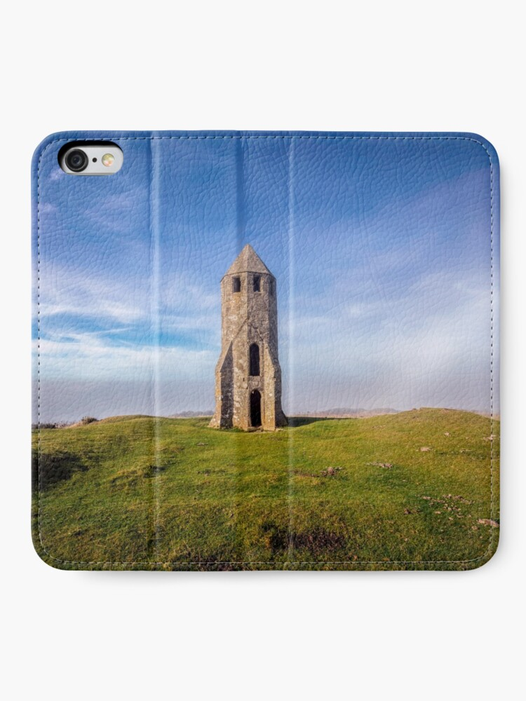 Alternate view of St Catherines Oratory The Pepperpot iPhone Wallet
