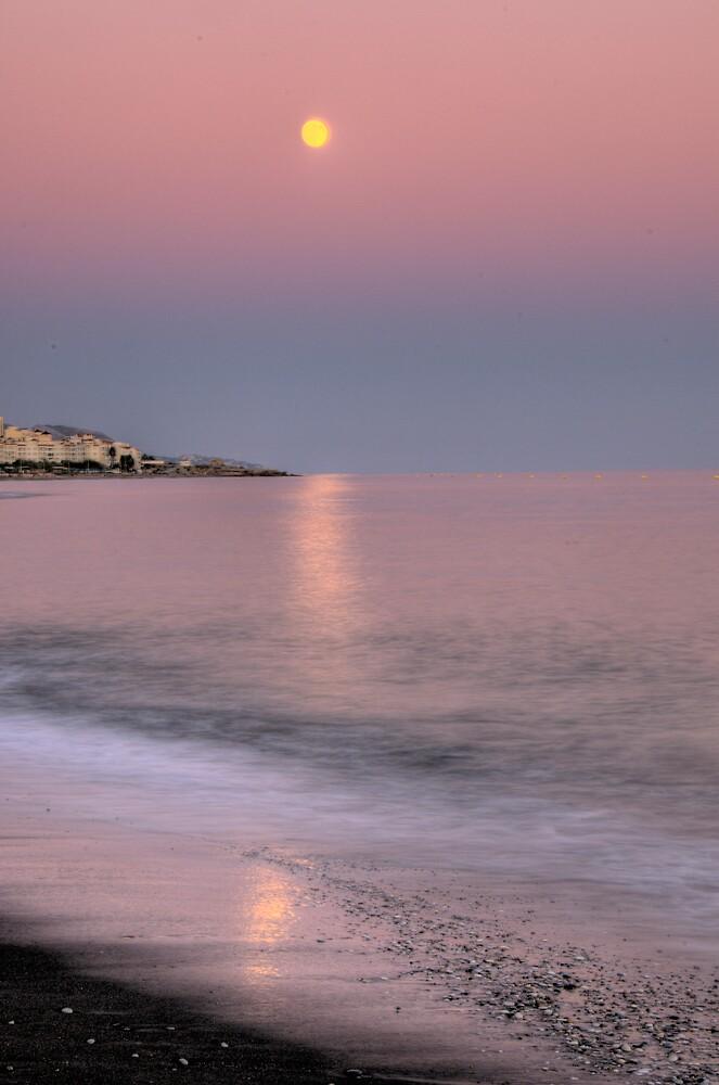 Spanish Moon by Charles Howarth