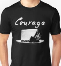 Courage Hip Fedora 2017 Commemorative  T-Shirt
