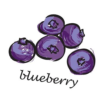 blueberry by kimtangdesign