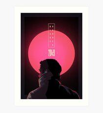 Lámina artística Blade Runner 2049