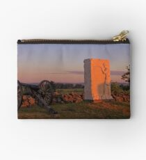 Sunrise on Cemetery Ridge Studio Pouch