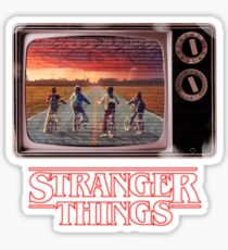 Stranger TV vol. 2 Sticker