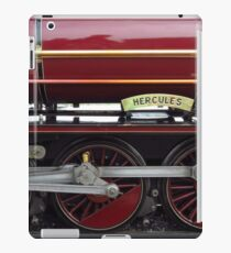 Hercules, The Red Steam Engine iPad Case/Skin