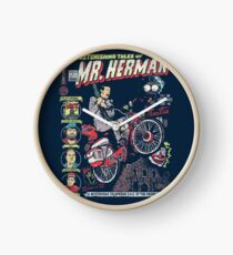 Mr. Herman Clock