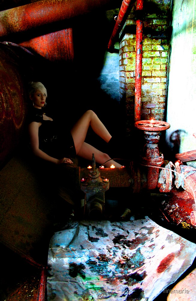 Boiler Room by firemarie