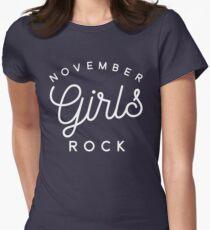 November Girls Rock T-Shirt