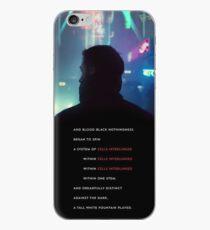 Baseline Test Blade Runner 2049 iPhone Case