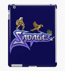 Gaming [C64] - Savage iPad Case/Skin