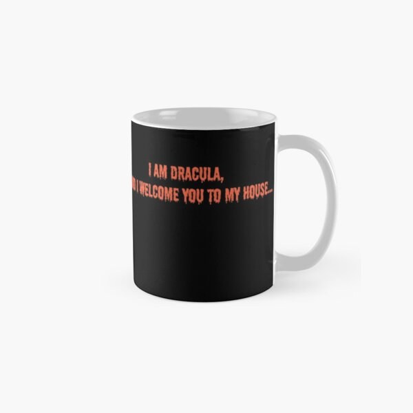 King of the Vampires - Count Dracula! Classic Mug