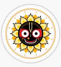 Lord Jagannatha. Sticker