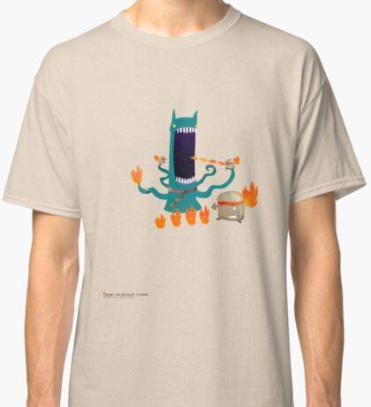 Toast VS Mutant Yuppie Classic T-Shirt