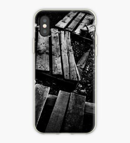 Crumbled iPhone Case