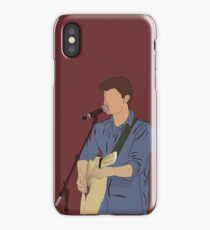 Shawn Mendes sketch iPhone Case/Skin