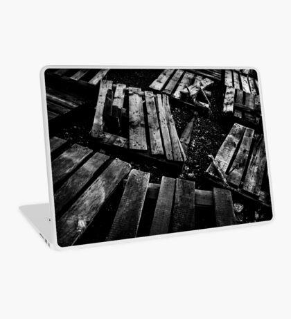 Crumbled Laptop Skin