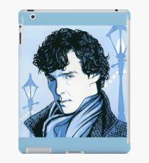 221B Supersleuth iPad Case/Skin