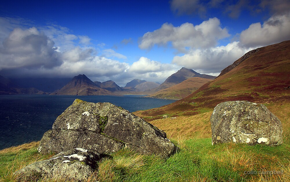 Skye forecast by colin campbell