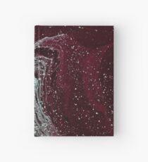 Galaxy Ocean Hardcover Journal