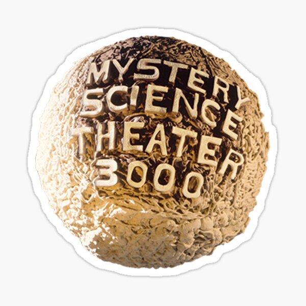 MST3K Planet Sticker