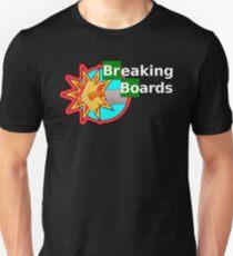 Breaking Boards Design T-Shirt