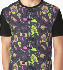 Mad Science in Dark Graphic T-Shirt