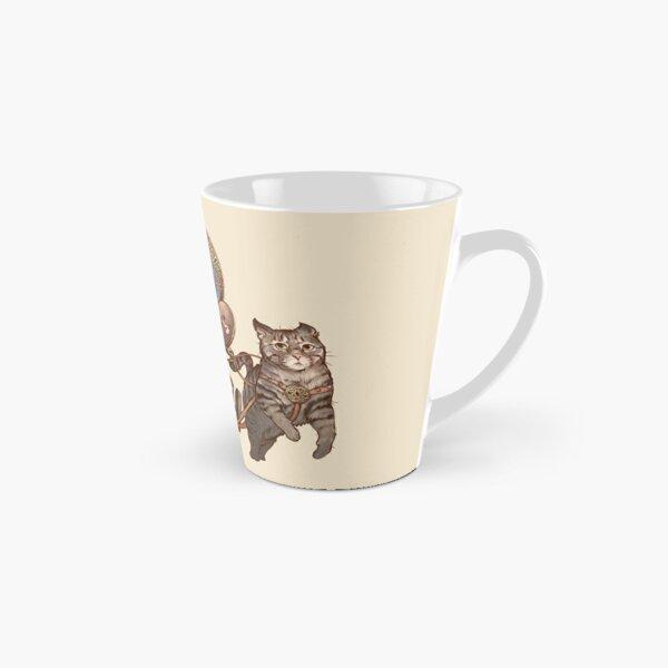 Freya Driving Her Cat Chariot Tall Mug