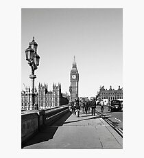 Westminster Day Photographic Print