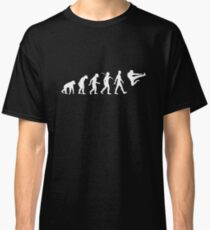 Evolution of Martial Arts Classic T-Shirt