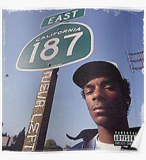 Snoop Dogg- Neva Left Poster