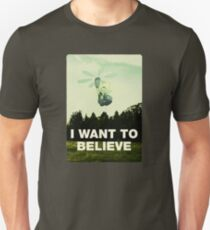 Believe in Peri Unisex T-Shirt
