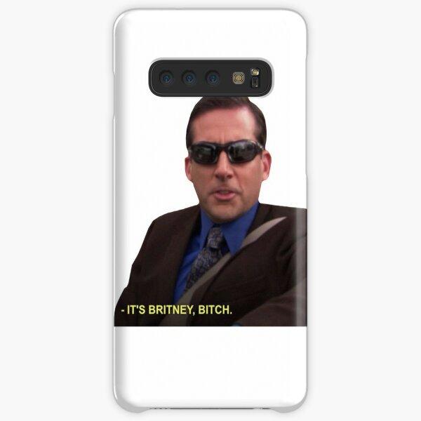 Michael Scott - It's Britney Bitch  Samsung Galaxy Snap Case