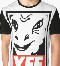 OBYEEE - OBEY TO YEE Graphic T-Shirt