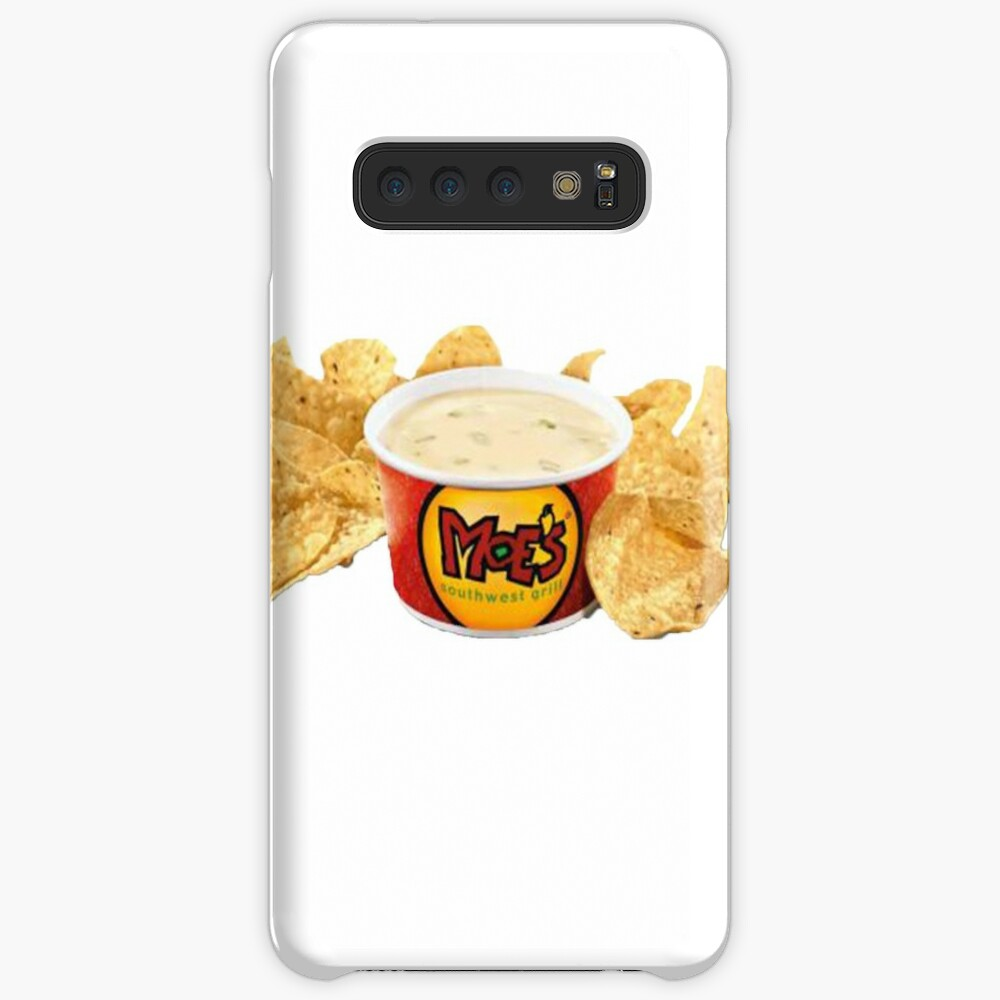 Moe's Queso Cheese Case & Skin for Samsung Galaxy