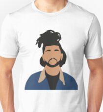 The Weeknd Minimalist Illustration  T-Shirt