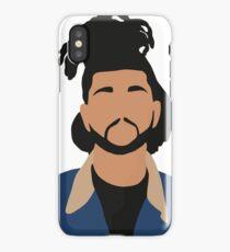 The Weeknd Minimalist Illustration  iPhone Case/Skin
