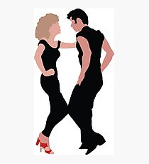 Grease The Musical Photographic Print
