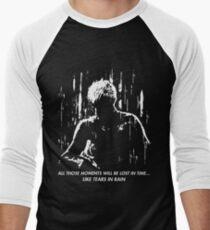 Blade Runner - Like Tears in Rain Men's Baseball ¾ T-Shirt